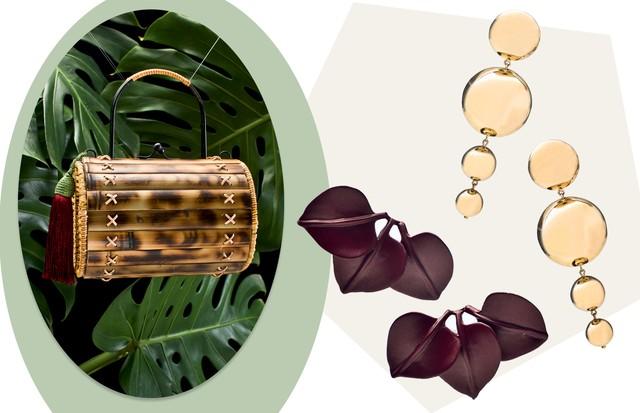 Vanda Jacintho e Alix Duvernoy lançam coleção-cápsula que tem a botânica como tema  (Foto: Reprodução)