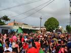 Alegria e diversidade marcam desfile de 'A Banda' pelas ruas de Macapá