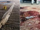 Homem morre após ser espancado em prédio inacabado, em Goiânia