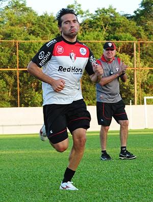 Martín Ligüera Joinville (Foto: Salmo Duarte/ Agência RBS)