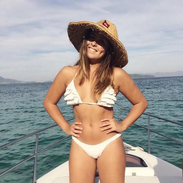 Danielle Favatto (Foto: Instagram / Reprodução)