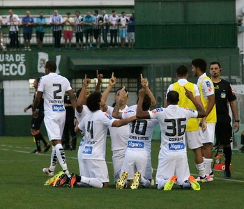Chapecoense x Santos (Foto: Renato Padilha/Futura Press)