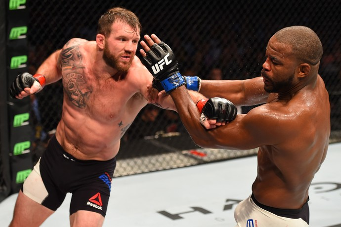 Ryan Bader x Rashad Evans (Foto: Getty Images)
