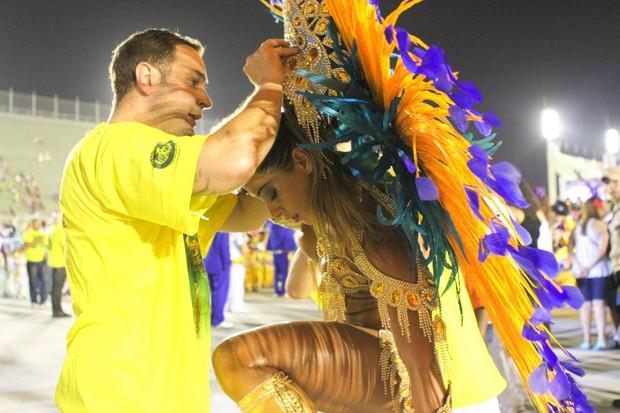 Mayra Cardi e marido (Foto: Raphael Mesquita - Photo Rio News)