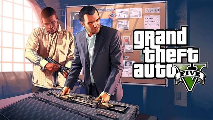 GTA 5 já pode ser pré-baixado no Steam e Nuuvem (Foto: Divulgação) (Foto: GTA 5 já pode ser pré-baixado no Steam e Nuuvem (Foto: Divulgação))