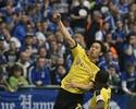 Kagawa faz golaço no clássico, mas Borussia cede empate ao Schalke