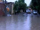 Chuva causa transtornos em pelo menos sete cidades da região