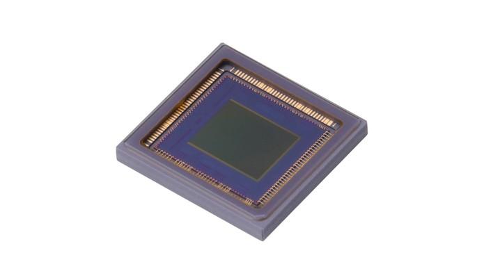 Novo sensor CMOS da Canon tem obturador global (Foto: Divulgação/Canon)