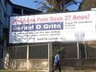 Dono do jornal 'O Grito' morre após ser baleado em Santa Luzia