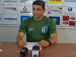 Marcelo Cabo Técnico Nacional-MG (Foto: Fair Play Assessoria/Divulgação)