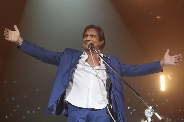 Roberto Carlos (Foto: Rafael Cusato/Brazil News)