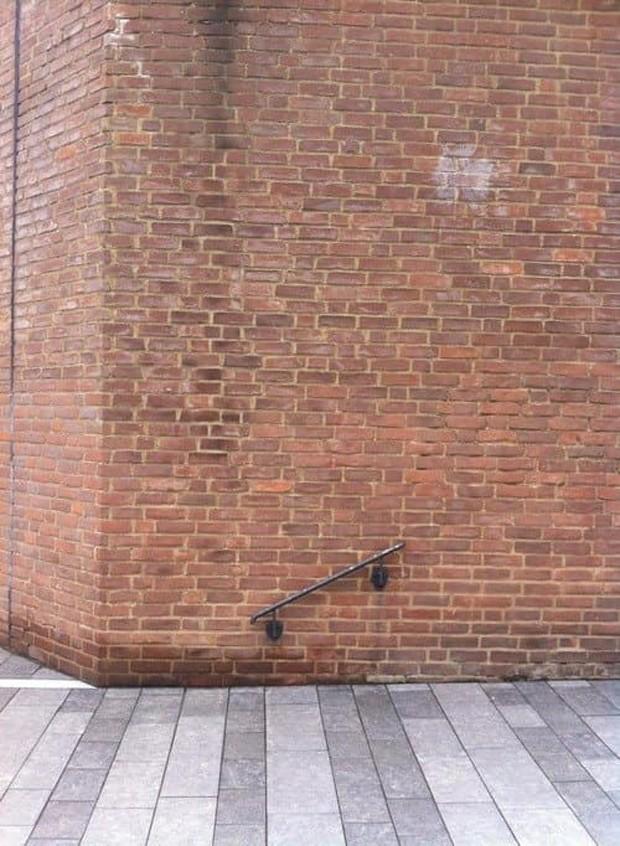 Arquitetura mal pensada ou arte? Conheça o movimento Thomasson (Foto: Reprodução)