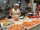 Defeso do camarão começa em abril e vai durar 45 dias em Sergipe, diz Ibama
