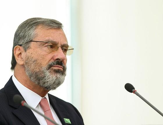Torquato Jardim, novo ministro da Transparência, Fiscalização e Controle (Foto:  Marcelo Camargo/Agência Brasil)
