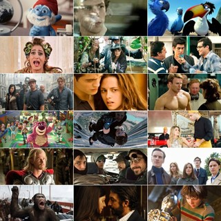 vem_aí muito cinema na Globo em 2014, com ação, diversão e emoção (Foto: Divulgação)
