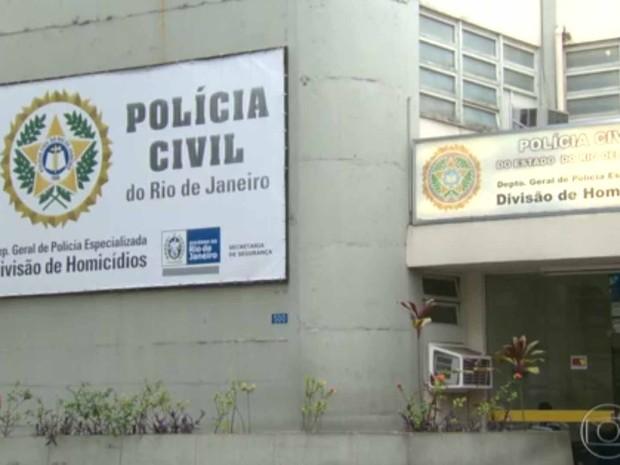 Delegacia de Homicídios do Rio vai investigar mortes por intervenção policial (Foto: Reprodução/TV Globo)