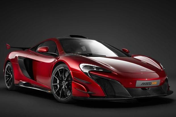 McLaren MSO HS frente (Foto: Divulgação)