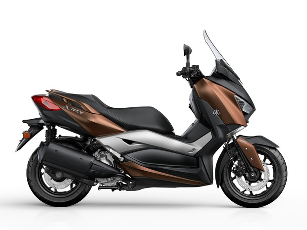 Yamaha X-Max 300 (Foto: Divulgação)