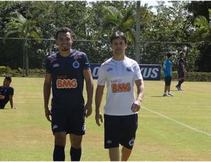 Ceará está relacionado para a partida contra o Galo (Foto: Sílvia Volpini / Globoesporte.com)