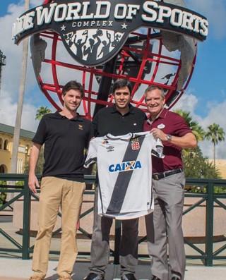 Vasco Florida Cup (Foto: Reprodução)