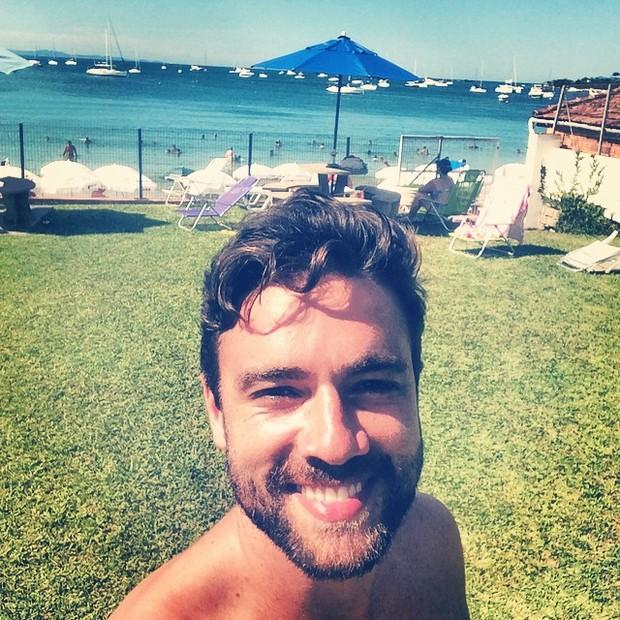 Lucas Valença (Foto: Reprodução/Instagram)