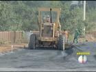 MPE recomenda interrupção de obras de asfalto em Montes Claros
