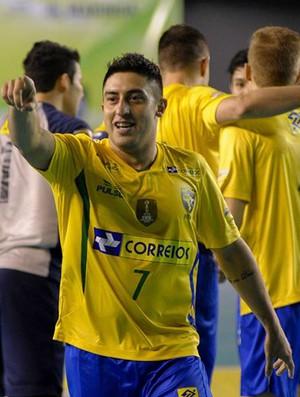 Futsal Sinoê Brasil x Japão (Foto: Flavio Moraes / Divulgação)