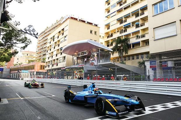 82e5af7fefe 2016 2017 FIA Formula E Championship. Monte-Carlo