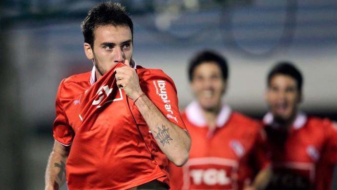 Federico Mancuello gol Independiente (Foto: Reuters)