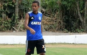 Recife flamengo treino (Foto: Cahê Mota )
