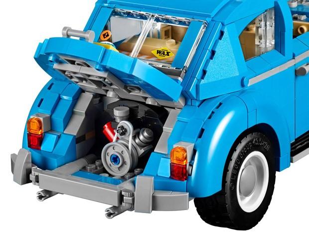 Kit do Volkswagen Fusca será vendido no Braisl em 2017 (Foto: Divulgação)