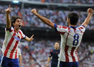 tiago mendes real madrid x atletico madrid (Foto: Getty Images)