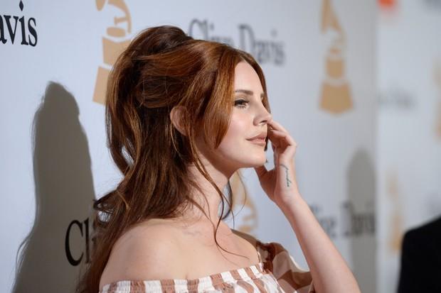 Lana Del Rey (Foto: KEVORK DJANSEZIAN / GETTY IMAGES NORTH AMERICA / AFP)