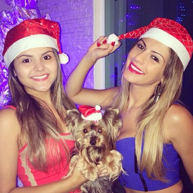 Babi Rossi e irmã (Foto: Reprodução do Instagram)
