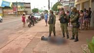 Homem é linchado após assaltar mulher na rodoviária; ele ainda feriu três com uma faca