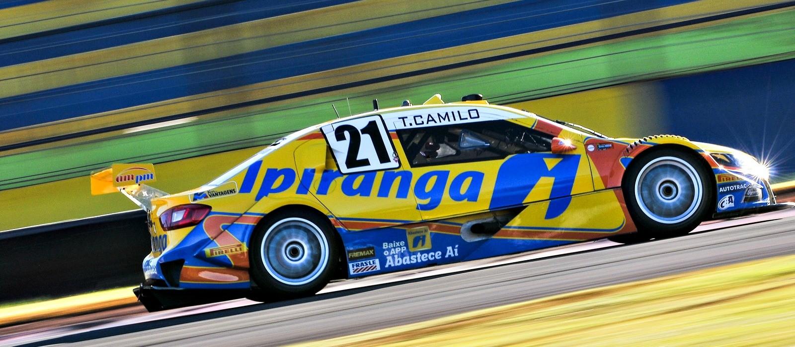 Thiago Camilo da AMattheis Motorsport lidera o campeonato de 2017 (Foto: Divulgação/Vicar)