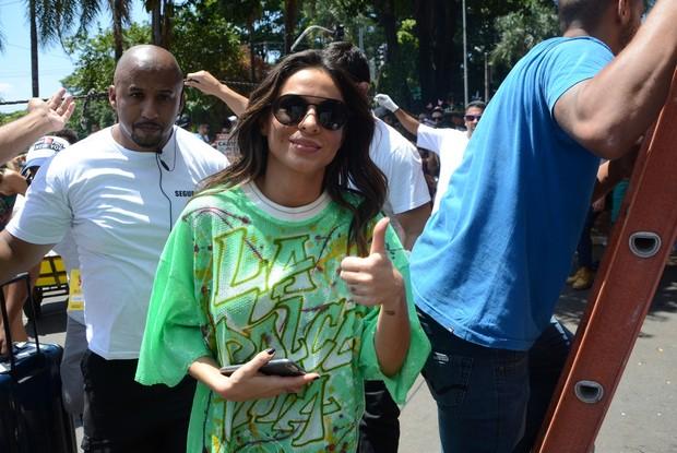 Alinne Rosa (Foto: Samuel Chaves/Brazil News)