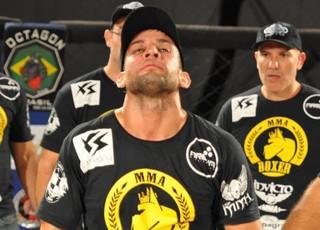 Gabriel Baino mma (Foto: Divulgação/Boxer MMA)