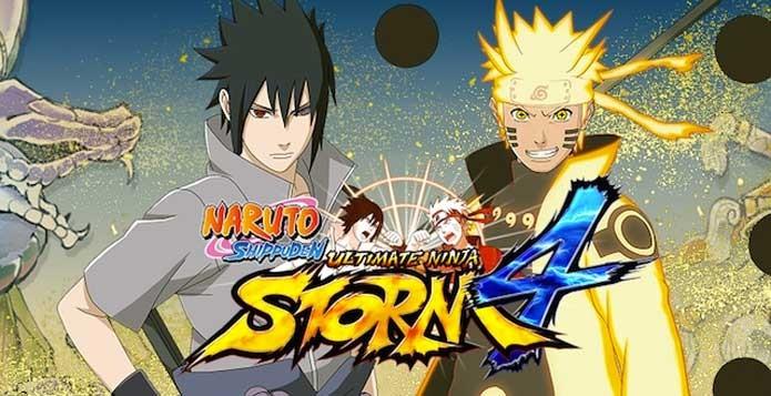Naruto Shippuden: Ultimate Ninja Storm 4 chega ao mundo todo (Foto: Divulgação/Bandai Namco)