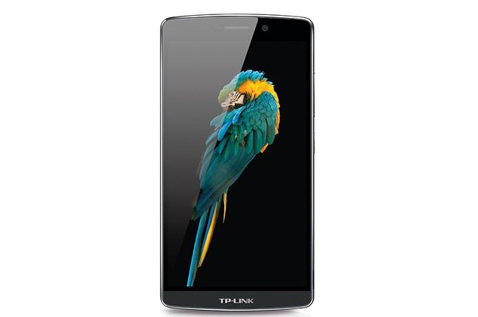 Neffos C5 Max tem tela de 5,5 polegadas com resolução Full HD (Foto: Reprodução/Elson de Souza)