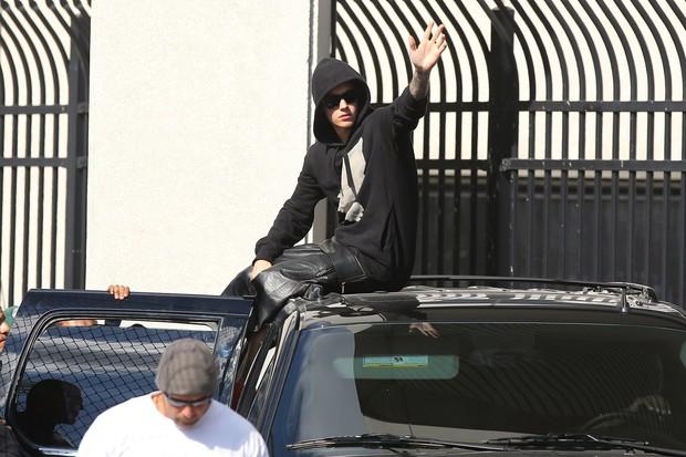 Justin Bieber (Foto: AKM-GSI BRASIL / Splash News)