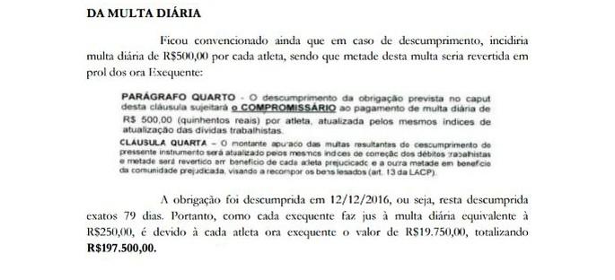 River-PI, reclamação trabalhista  (Foto: GloboEsporte.com)