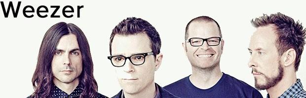 Weezer (Foto: Divulgação)