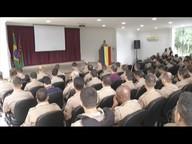 Polícia Militar realiza solenidade de destaques profissionais no Vale do Aço