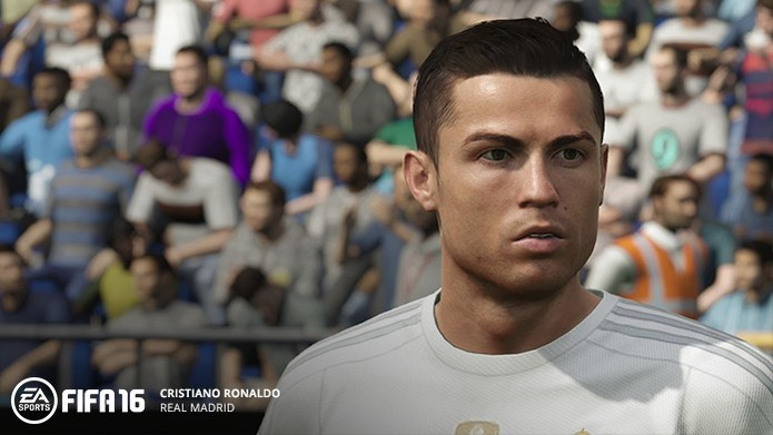 Fifa 16: Real Madrid fecha acordo de exclusividade com o game (Foto: Divulgação)