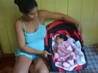 Enxoval de bebê não chega a tempo e pais processam Correios no Acre