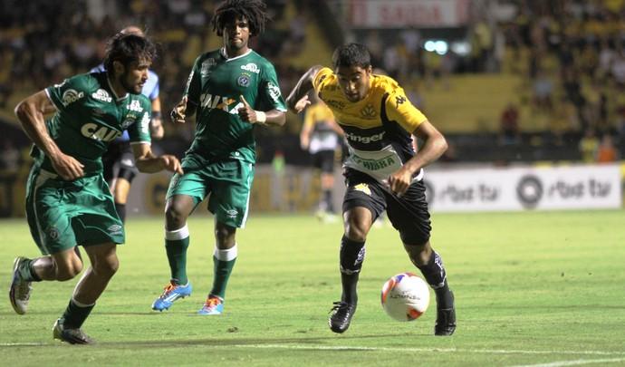 Maurinho Criciúma Chapecoense (Foto: Fernando Ribeiro / Criciúma EC)