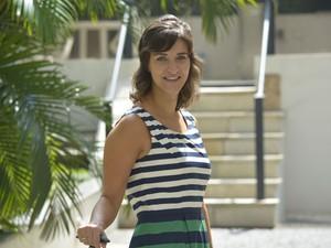 A administradora Adriana Lima, criadora do site Sabiar, de cursos para turistas (Foto: Sabiar/Divulgação)