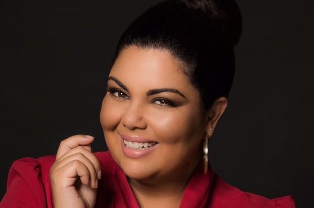 Fabiana Karla (Foto: Pino Gomes)