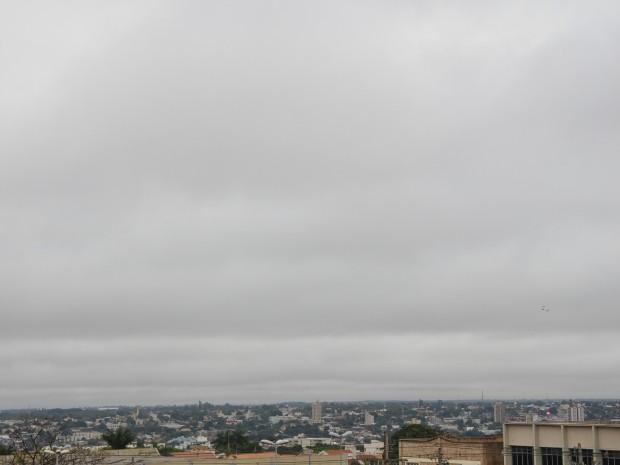 Ponta Porã registra 5°C e previsão é de mais frio para MS, aponta Inmet (Foto: Gustavo Arakaki/ G1 MS)